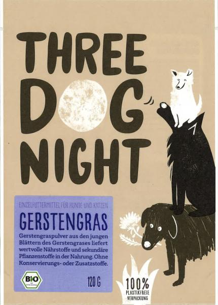 Bio* Gerstengras