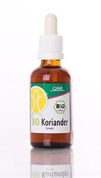 BIO Koriander-Extrakt*
